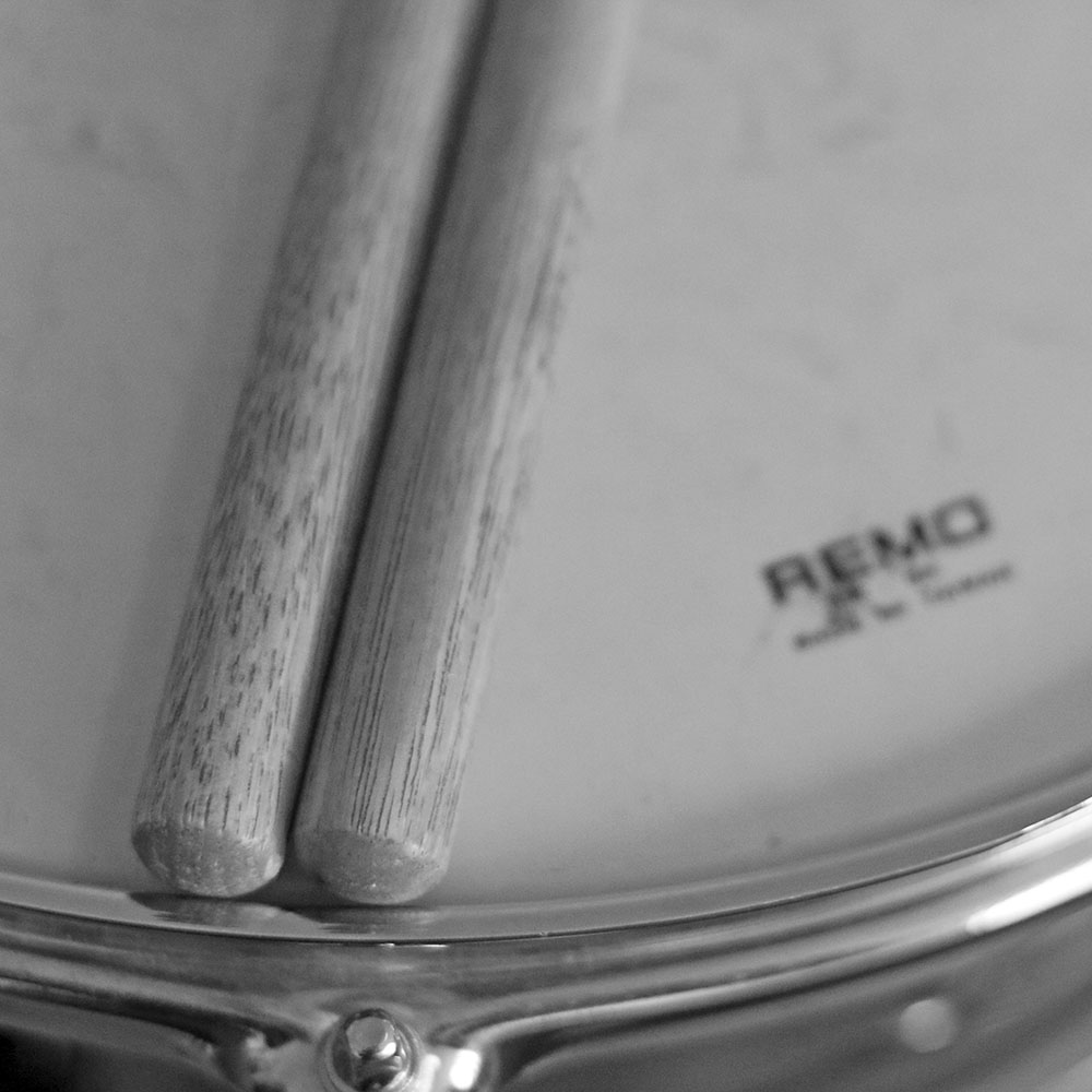 in blue snare